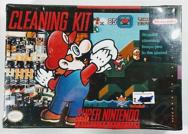Cleaning Kit Original (Lacrado) - SNES