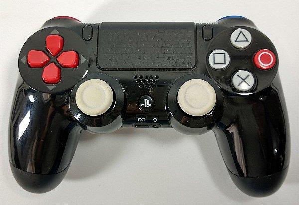 Controle Dualshock 4 Darth Vader Edition - PS4