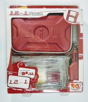 12 in 1 Pack PG para Nintendo DSI XL (LACRADO)