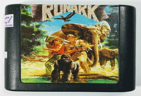 Jogo Runark - Mega Drive
