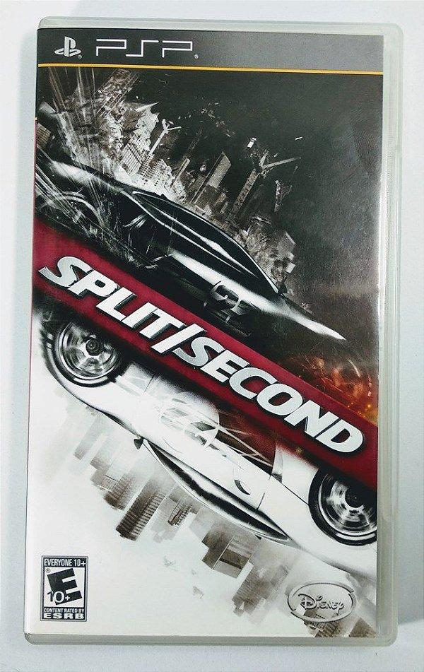 Jogo Split/Second Original - PSP