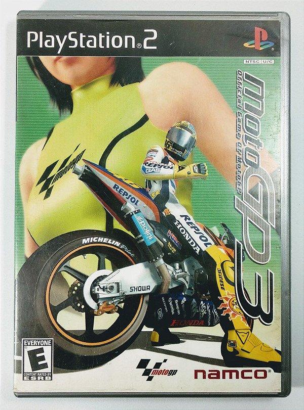 Jogo Moto GP 3 Original - PS2