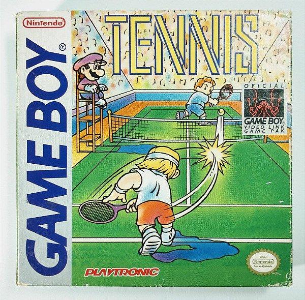 Jogo Tennis Original - GB