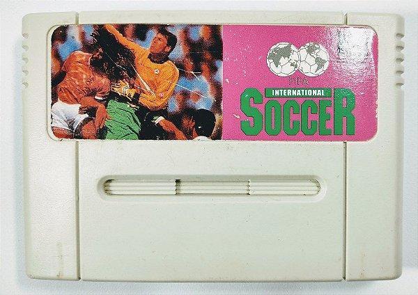 Jogo Fifa Soccer - SNES
