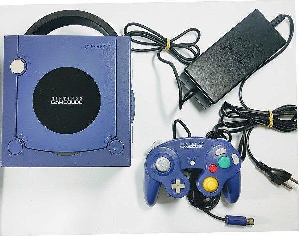 Console Nintendo Game Cube (versão nacional)