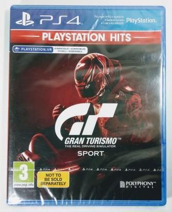 Jogo Gran Turismo Sport (lacrado) - PS4