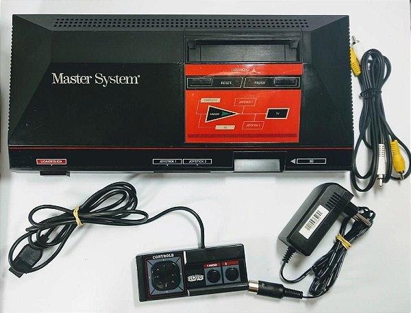 Console Master System Sega