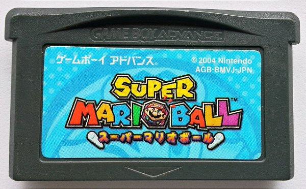 Super Mario Ball Original [Japonês] - GBA