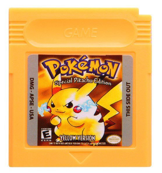 Pokemon Yellow  - GBC