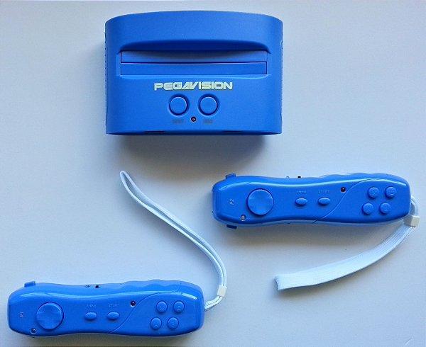Pegavision (Mega Drive)