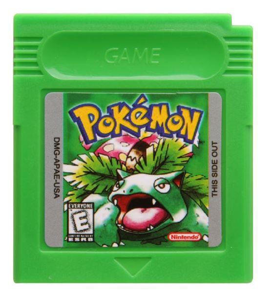 Jogo Pokemon Green - GBC