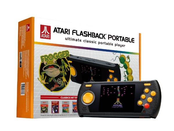 Atari Flashback portátil AT Games + Cartão SD 1000 Jogos