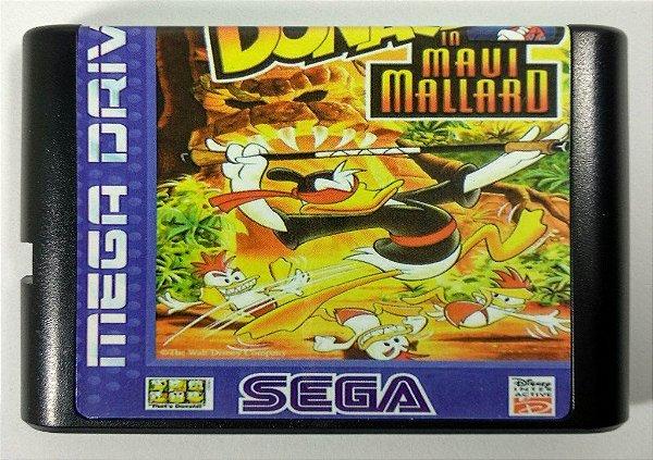 Donald  in Maui Mallard - Mega Drive