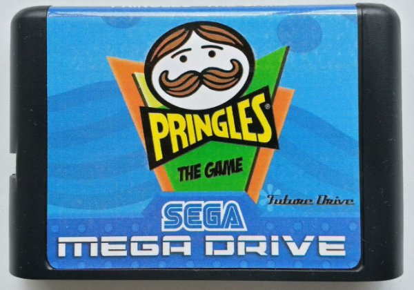 Pringles the game - Mega Drive