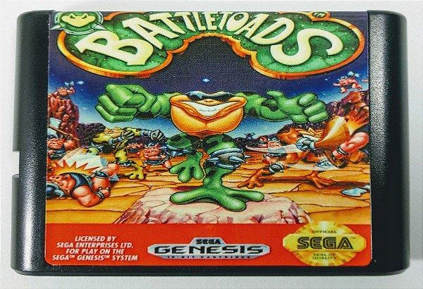 Battletoads - Mega Drive