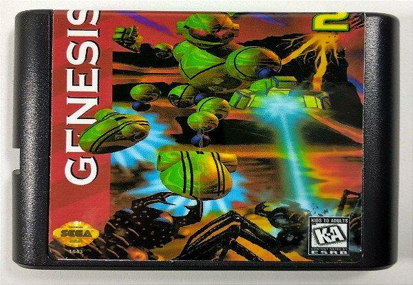 Jogo Vectorman 2 - Mega Drive