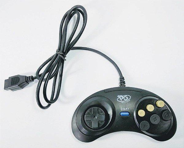 Controle 6 botões - Mega Drive