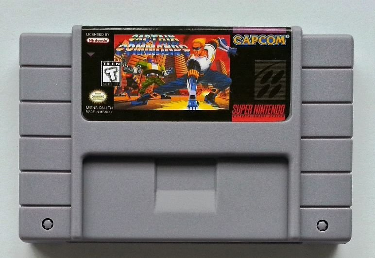 Captain Commando - SNES