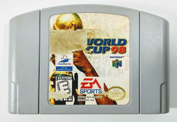 Fifa World Cup 98 Original - N64
