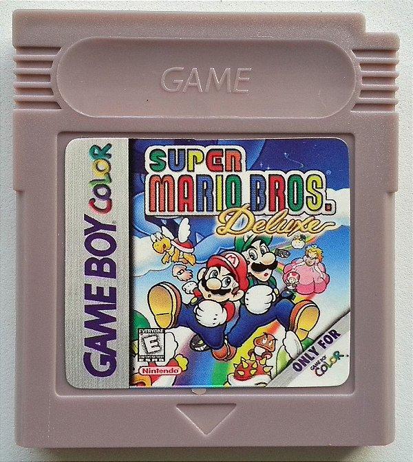 Super Mario Bros Deluxe - GBC