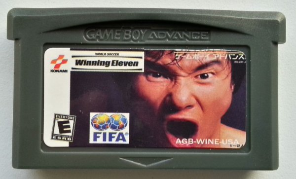 Winning Eleven - GBA