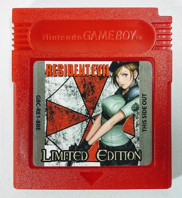 Jogo Resident Evil Gaiden - GBC