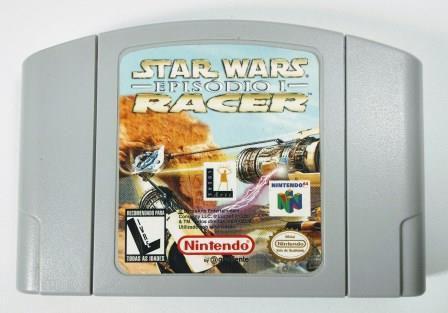 Star Wars Racer Original - N64