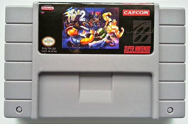 Jogo Final Fight 2 - SNES