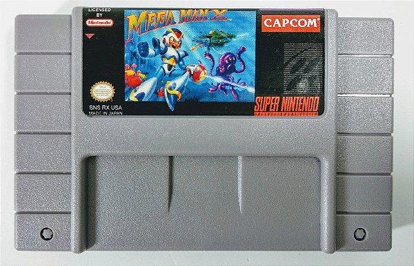 Megaman X - SNES