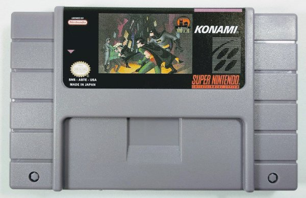 Jogo The Adventures of Batman & Robin - SNES