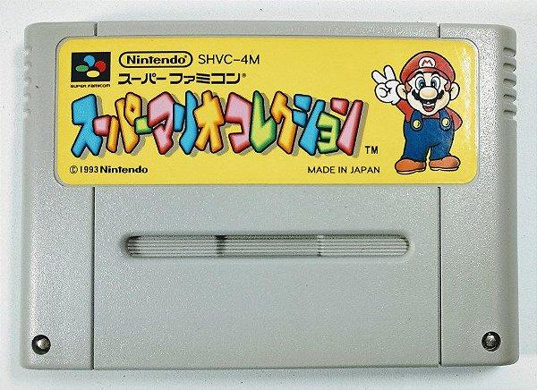 Super Mario Collection (All-Stars) Original - Super Famicom