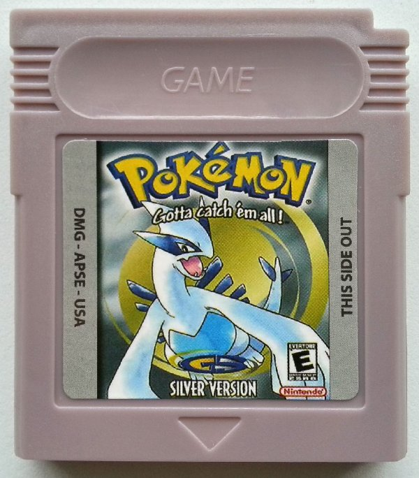 Pokemon Silver - GBC