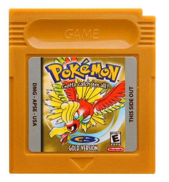 Pokemon Gold - GBC