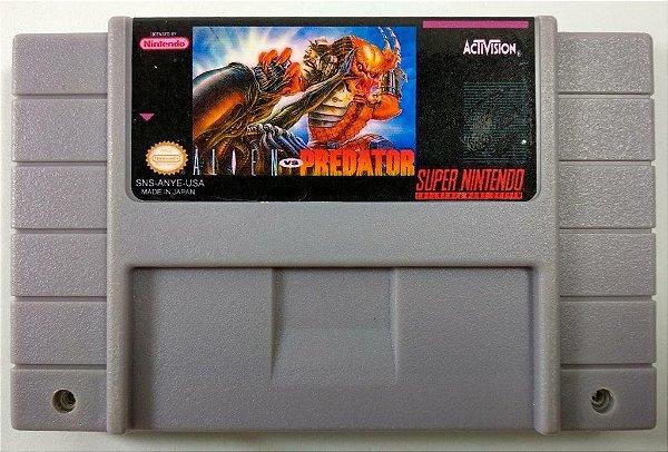 Alien VS Predator - SNES