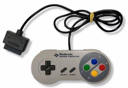 Controle Original - Super Famicom