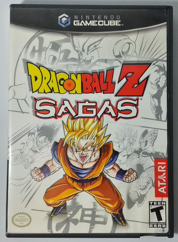 Dragon Ball Z Sagas Original - GC