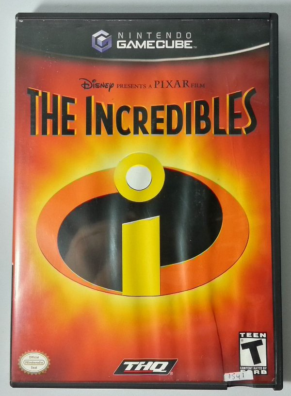 The Incredibles Original - GC
