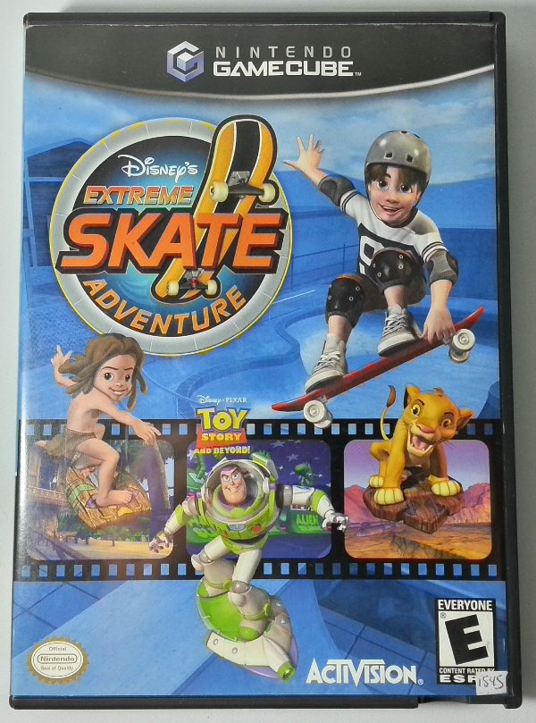 Extreme Skate Adventure Original - GC