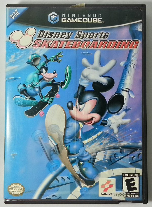 Disney Sports Skateboarding Original - GC