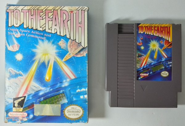 To the Earth Original - NES