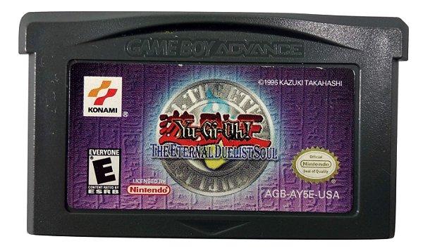 Yu-Gi-Oh! The Eternal Duelist Soul Original - GBA