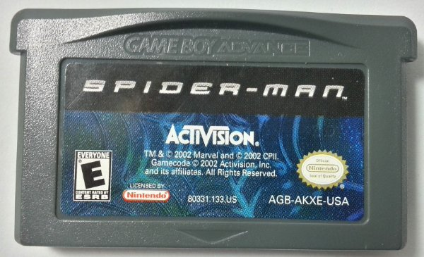 Spider-man Original - GBA