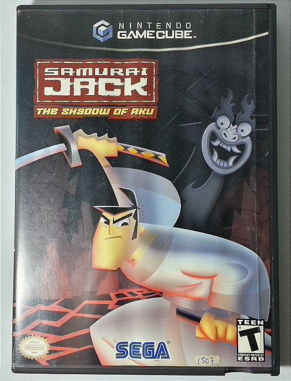 Samurai Jack Original - GC