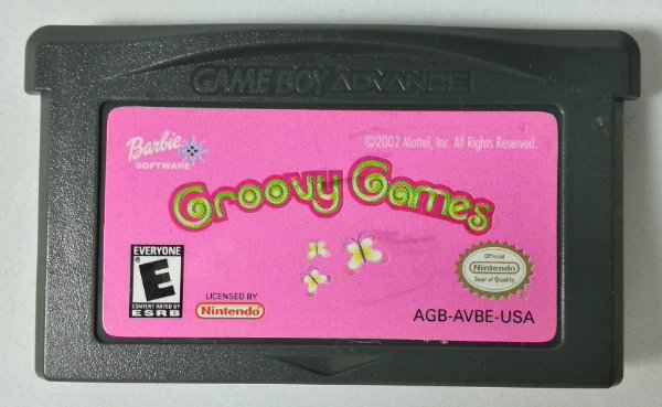 Groovy Games Original - GBA