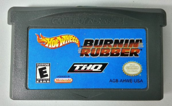 Burnin Rubber Original - GBA