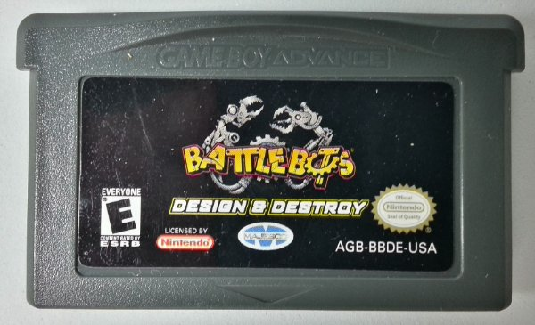 Battle Bots Original - GBA