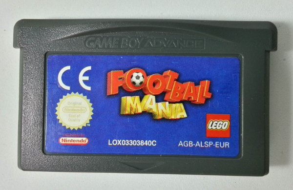 Football Mania Original [Europeu] - GBA