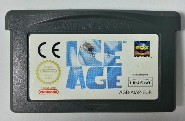 Ice Age Original [Europeu] - GBA