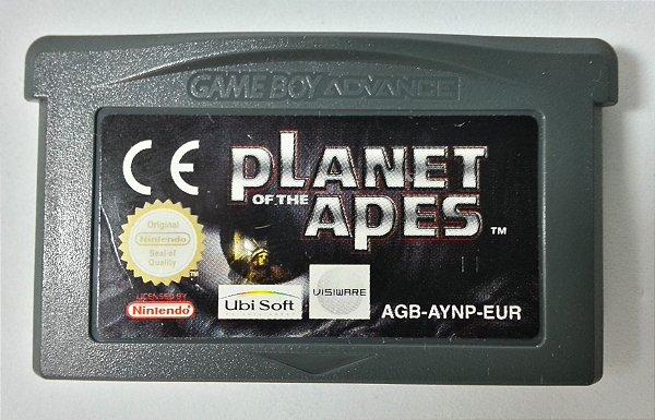 Planet Apes Original [Europeu] - GBA