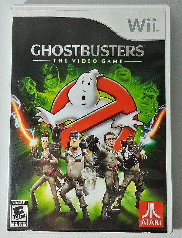 Ghostbusters Original - Wii
